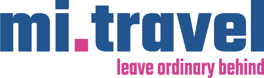 Company logo Mi Trvel